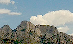 Santa Catalina Mountain Vista